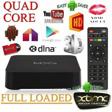 New! 2015 MXQ Quad Core Android TV Box Fully Loaded Sports Film Movies Kodi 16.1