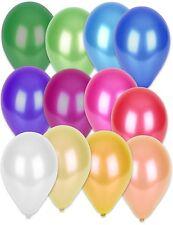 PALLONCINI 10 pollici vari colori metallizzati