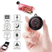 Wireless Mini 1080P 11-LED IR Night Vision DV DVR Wifi IP Camera Security Cam