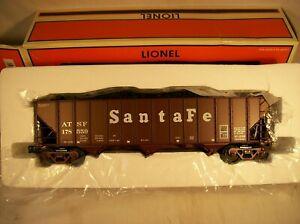 Lionel Santa Fe Die Cast Metal 3 Bay Hopper, 6-27175, C9, NIB