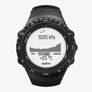 SUUNTO CORE Regular Black Laufuhr Sportuhr Fitness Activity Tracker Wearable Uhr
