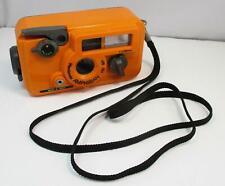 Hanimex Amphibian 110 Mf Underwater Pocket Film Camera w/Strap (Uses 110 Film)