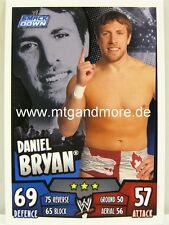 Slam Attax Rumble-Daniel Bryan-SmackDown