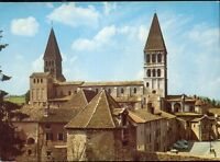 71 - cpsm - TOURNUS - Eglise Saint Philibert