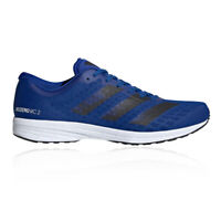 adidas Mens Adizero RC 2 Running Shoes Trainers Sneakers Blue Sports Breathable