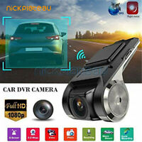 1080P FHD Car DVR 2MP Camera Video Recorder WiFi GPS ADAS G-sensor Dash Cam Sale