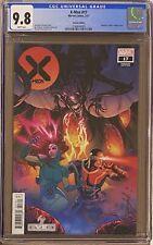 "X-Men #17 ""Marvels vs. Aliens"" Variant CGC 9.8"