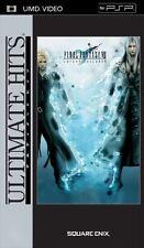 Used PSP Final Fantasy VII Advent Children Ultimate Hits Umd for Psp Japan Impor