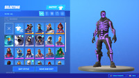 fortnite acc0unt og rares skull trooper for rent for 7 days only for pc