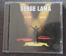 Serge Lama, un jour une vie, CD