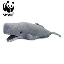 Wwf Stuffed Toy Sperm Whale (11in) Lifelike Animal Water