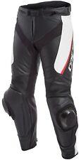 Moto Pantaloni da Stivale Dainese Delta 3 colore Nero/bianco/rosso Tg. 48