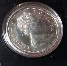 1972  Canada Silver Dollar Coin Canadian  Dollar