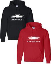 Chevy Logo hoodie Chevrolet Bowtie Men's Unisex Hooded Sweatshirt