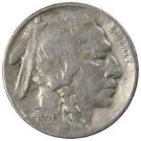 1930 S Indian Head Buffalo Nickel 5 Cent Piece VF Very Fine 5c US Coin