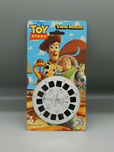 Viewmaster TOY STORY sealed Tyco View Master 1995 Disney Buzz Lightyear Pixar !!
