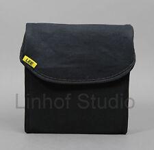 Lee Filters bolsa sostiene 10 filtros de campo SW150 para el sistema SW150-Negro