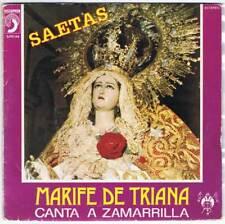 Marife de Triana - Saetas. Canta a Zamarrilla - EP