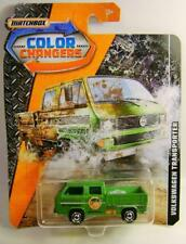 VW VOLKSWAGEN TRANSPORTER PICKUP TRUCK COLOR CHANGERS MATCHBOX DIECAST 2017