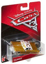 DISNEY PIXAR CARS 3 Veicolo in Metallo Tex Dinoco 1:55 - Mattel FJH97