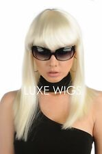 LADY GAGA Inspired Deluxe Halloween Costume Character Wig by SPIRITWIGS.COM