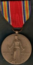 US WWII Victory Medal in issue Box
