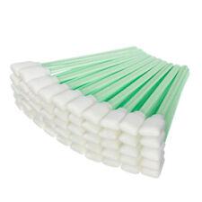 50 torundas con espuma de limpieza de cabezales Disolvente De Impresora Epson Hp Roland Mimaki Mutoh Eco