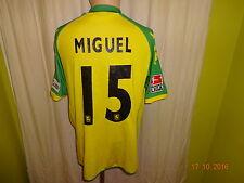 TSV 1860 München Kappa Ausweich Spieler Trikot 2006/07 + Nr.15 Miguel Gr.L- XL