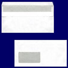 1000x Briefumschlag DL-C5/6 220x110mm 75gr SK MF weiß