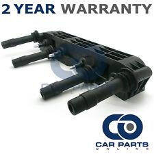 para Opel Zafira gasolina 1.6 (1999-2005) 12v Paquete de bobina encendido