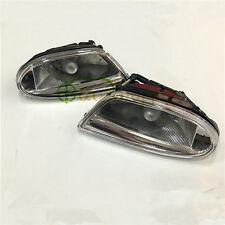 L+ R Fog Lights Assembly For Mercedes Benz W163 ML320 ML350 ML430 ML500 1998-05