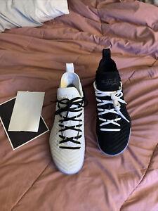 Size 10 - Nike LeBron 16 Equality - White 2019