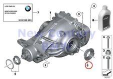 2 X BMW Genuine Rear-Axle-Drive Rear-Axle-Drive Parts Assembly Ring E46 E70 E70N