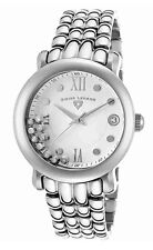 Swiss Legend Women's Diamond Quartz Watch Silver Stainless Steel 22388-22
