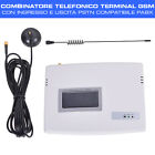 COMBINATORE TELEFONICO TERMINAL GSM con input ed output PSTN e supporto PABX