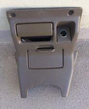92-95 Honda Civic Brown Console Ashtray Storage Dash Lower Lighter OEM 93 94