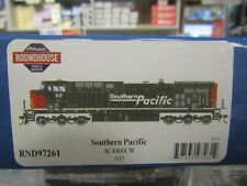 ROUNDHOUSE ATHEARN 97261 HO SOUTHERN PACIFIC AC4400CW DCC READY BLK,GRAY RD #107