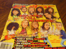 Guitar Magazine February 1993 Issue Poll Winners Issue