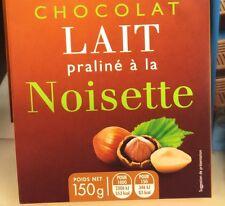 Lot revendeur destockage De 900 Gr De Chocolat Praline Noisette Extra