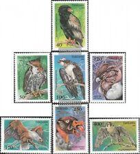 Tansania 1854-1860 (kompl.Ausg.) postfrisch 1994 Raubvögel