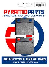 Rear brake pads for Ducati 900 SS Darmah 1976 to 1978