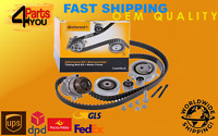 CONTITECH Timing Cam BELT KIT w. pump 1.6 2.0 TDI VW CADDY CC GOLF VI JETTA T5