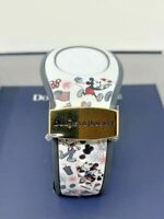 Disney Dooney & and Bourke Mickey and Minnie Americana Magic Band Magicband Flag