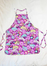 NWT Vera Bradley APRON in FLUTTERBY 18761-158 adult full kitchen cooking bbq