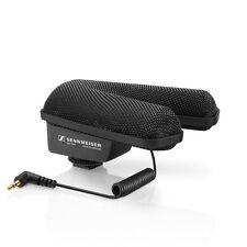Sennheiser MKE 440 Compact Stereo Shotgun Microphone Internally Shock-Mounted
