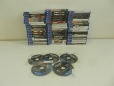 Lot of 63 PlayStation PS4 Games - BattleField 1, Metal Gear Solid 5
