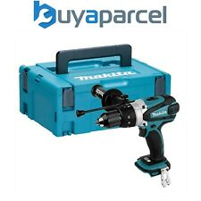 Makita DHP458Z 18v Lithium Ion LXT Perceuse à Percussion + Makpac Étui - Unité