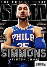 Slam Magazine #216 July August 2018 basketball Philadelphia 76ers BEN SIMMONS