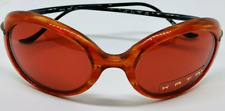 New Kata Kd10 Red Authentic Sunglasses Frame 52-20-130 (Japan) (Bulk Sale)