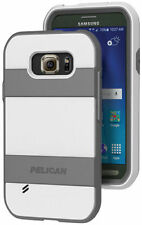 Pelican Progear Voyager Case and Holster for Samsung Galaxy S6 - White